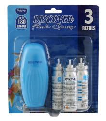 DISCOVER - Discover Fresh Spray Set WAVE 3 YEDEKLİ