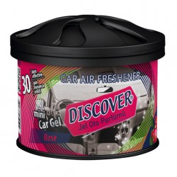 DISCOVER - Discover Mini Car Gel (JEL OTO PARFÜMÜ) ROSE