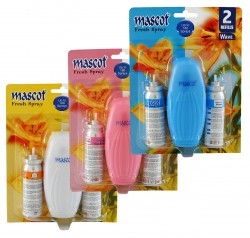 MASCOT - Mascot Fresh Sprey Set KARIŞIK 2 YEDEKLİ